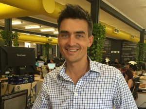 Alex McCauley is the CEO of StartupAUS